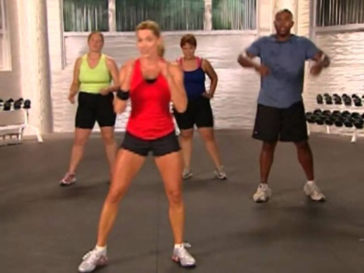 The Biggest Loser Workout 2   6   Low Intensity Cardio 15 min Fitness