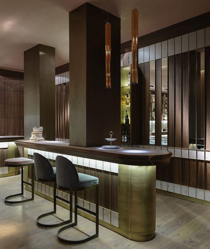 Baiser Bar in Xanthi by Minas Kosmids-Architecture In Concept #ArchitectureInConcept #MinasKosmidis