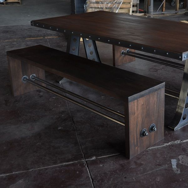 Bench | Vintage Industrial Furniture