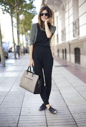 B a la moda   Looks Cómodos Zapato plano   Chicisimo