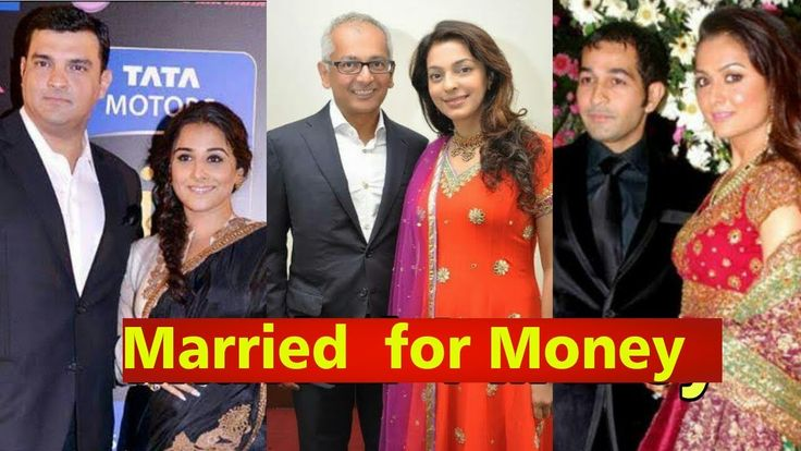 Popular Actresses Who Married Only for Money  You Won't Believe