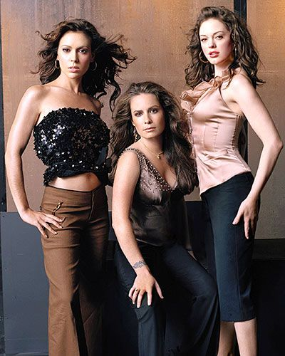 The Most Fashionable TV Shows of All Time Charmed tv