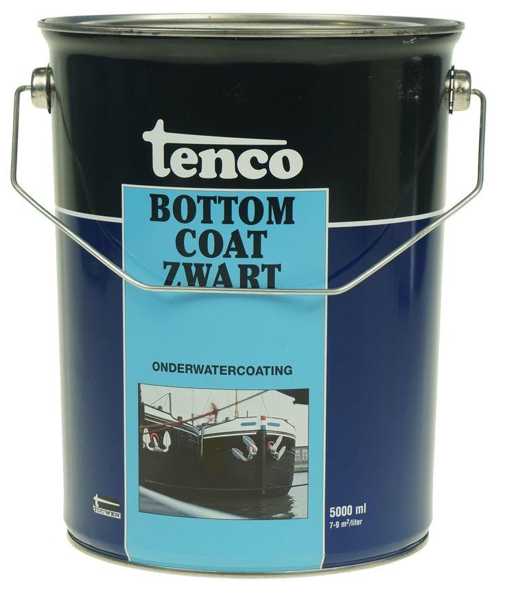 tenco bottomcoat zwart 10 ltr