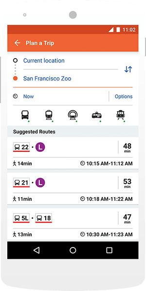 Moovit - Home: Free Public Transportation App   Ride Your City Smart