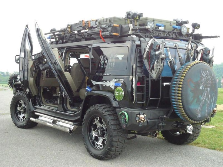 47 best barry images on Pinterest | Dream cars, Hummer h2 and Cars