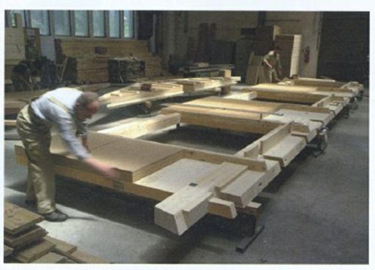 17 best images about casa de madera prefabricada en for Casas de madera madrid