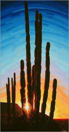 First Light in Mexico by Chili Thom
