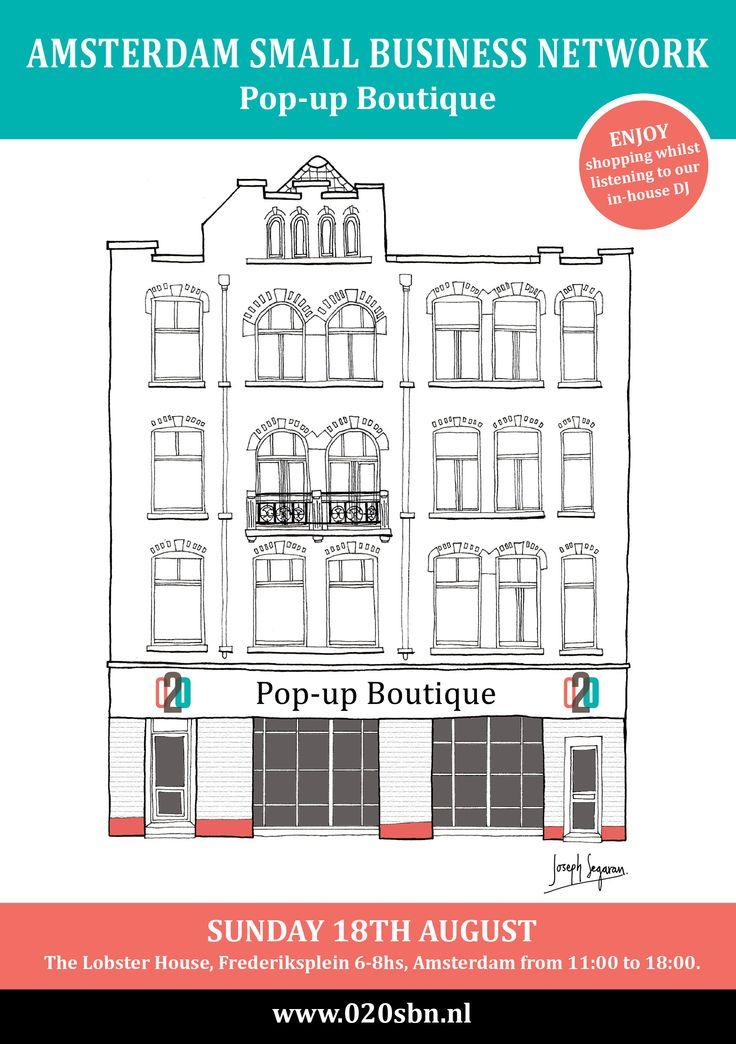 ASBN 020-Pop-UP Boutique A5 Booklet