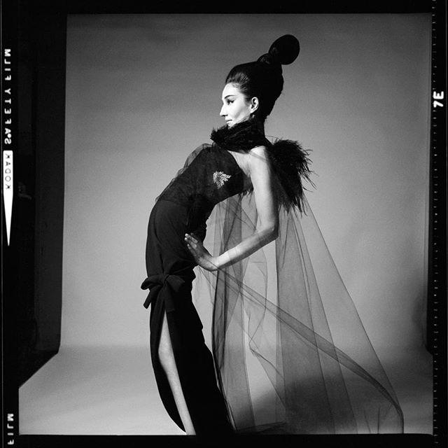 Jacqueline de Ribes, Paris, July 31, 1962 richardavedon