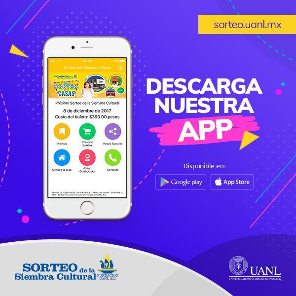 ¿Ya descargaste nuestra aplicación móvil? Está disponible en Android (http://buff.ly/2touPBb) y iOS (http://buff.ly/2tSkmBr).