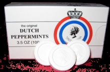 Wilhelmina Peppermints