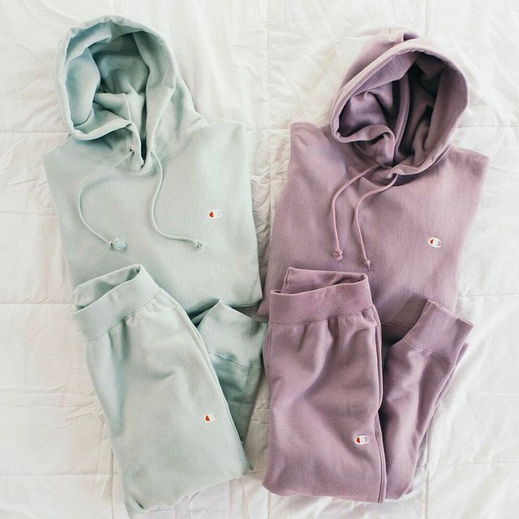 Yes please! Shop @Champion + UO Reverse Weave Hoodie Sweatshirts and Jogger Pants in new perfect pastels! #UOonYou