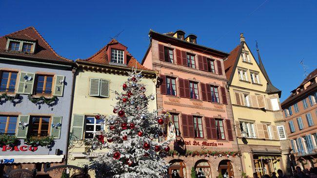 Les marchés de Noël de la région de Colmar: Ribeauvillé, Riquewihr et Kaysersberg