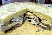 Vynikající banánový nepečený dort. Toto bude Vašim dětem určitě chutnat!