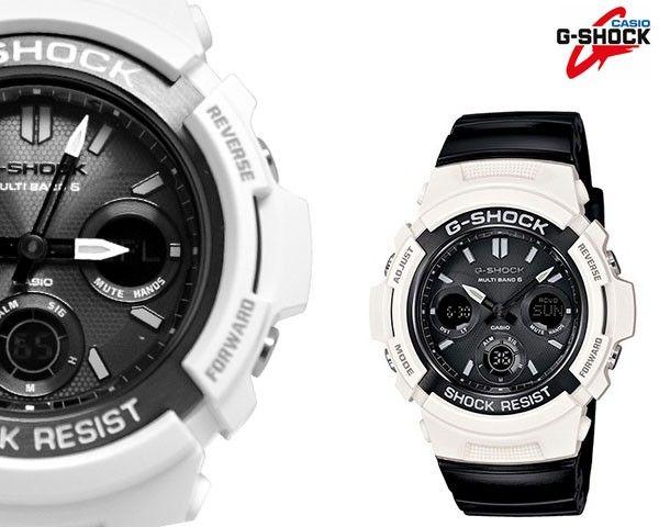 Casio G-Shock Solar Atomic Men's Watch (Black