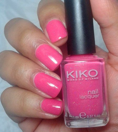 17 Best Images About My KIKO Nail Polishes On Pinterest