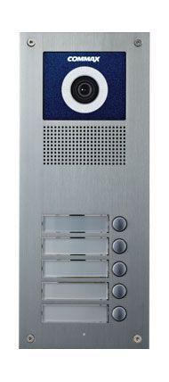 Videphone Series Multi Button Door Camera DRC-5UC - Commax