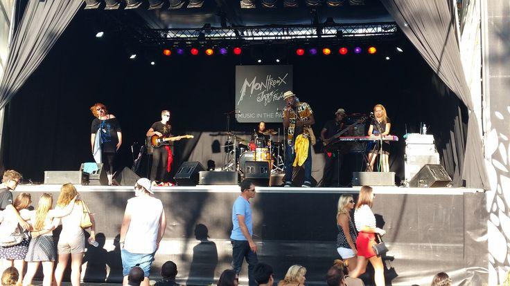 Montreux Jazz Festival 2015.