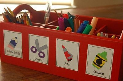 preschool writing area - Google Search