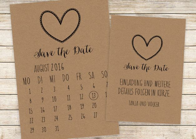 die besten 17 ideen zu save the date karten auf pinterest save the date save the date wedding. Black Bedroom Furniture Sets. Home Design Ideas
