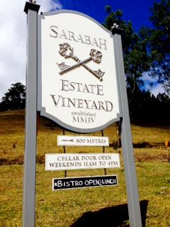 Sarabah Estate Vineyard: the perfect private location for weddings, parties and private functions. Also open on weekends for Breakfast, Lunch, Afternoon Tea and Wine Tastings. Supporting small producers and championing all things #locallygrown farmfresh!  #ScenicRim #GoldCoast #Canungra