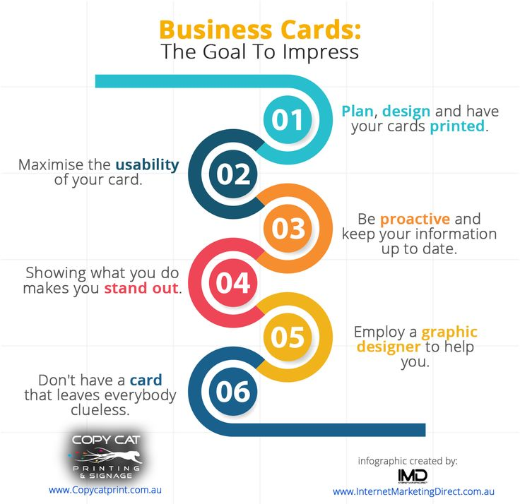 Copycat - Business Cards - The Goal To Impress