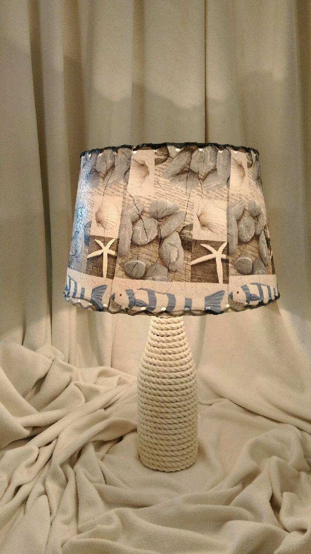 Купить Морская лампа - морская волна, морская тема, морская свадьба, морская пена