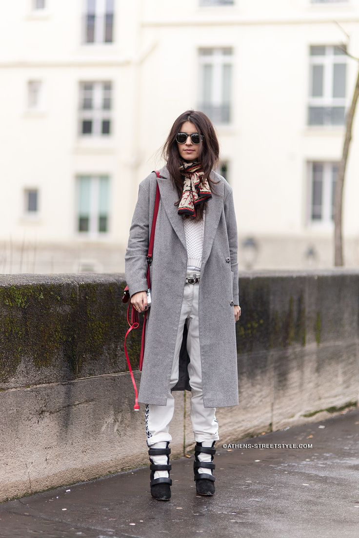 Paris Street Fashion Winter