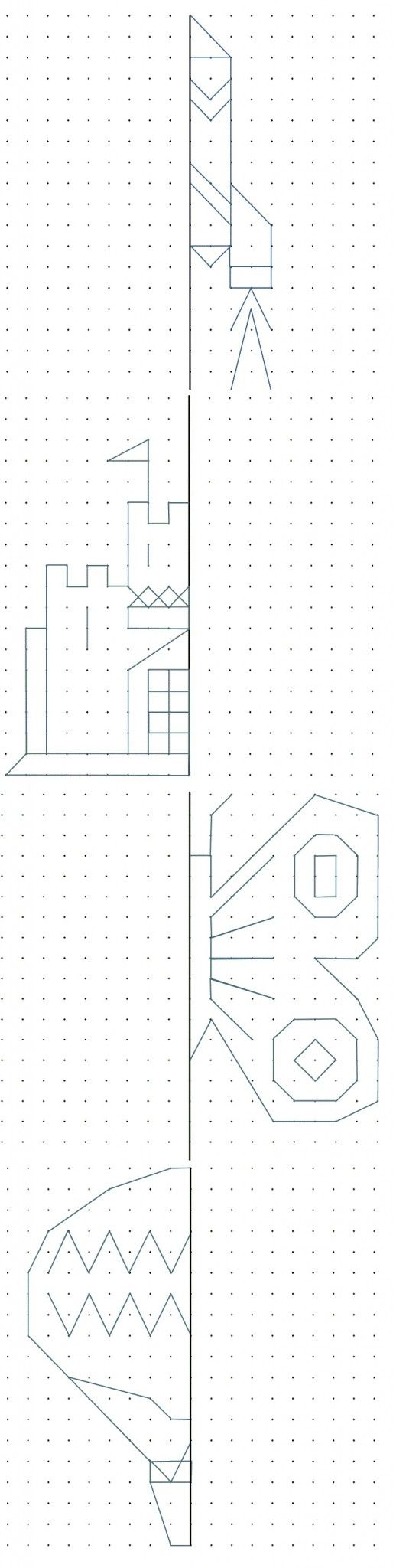 S'entraîner à la symétrie : un pack de fiches