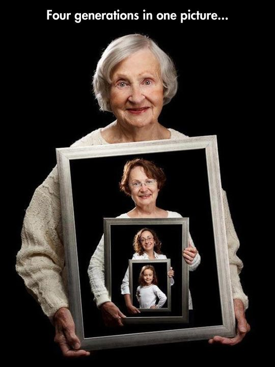 Generation portrait, i want to do this