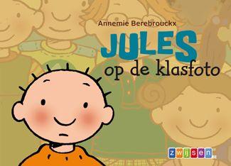 Jules op de klasfoto - Annemie Berebrouckx