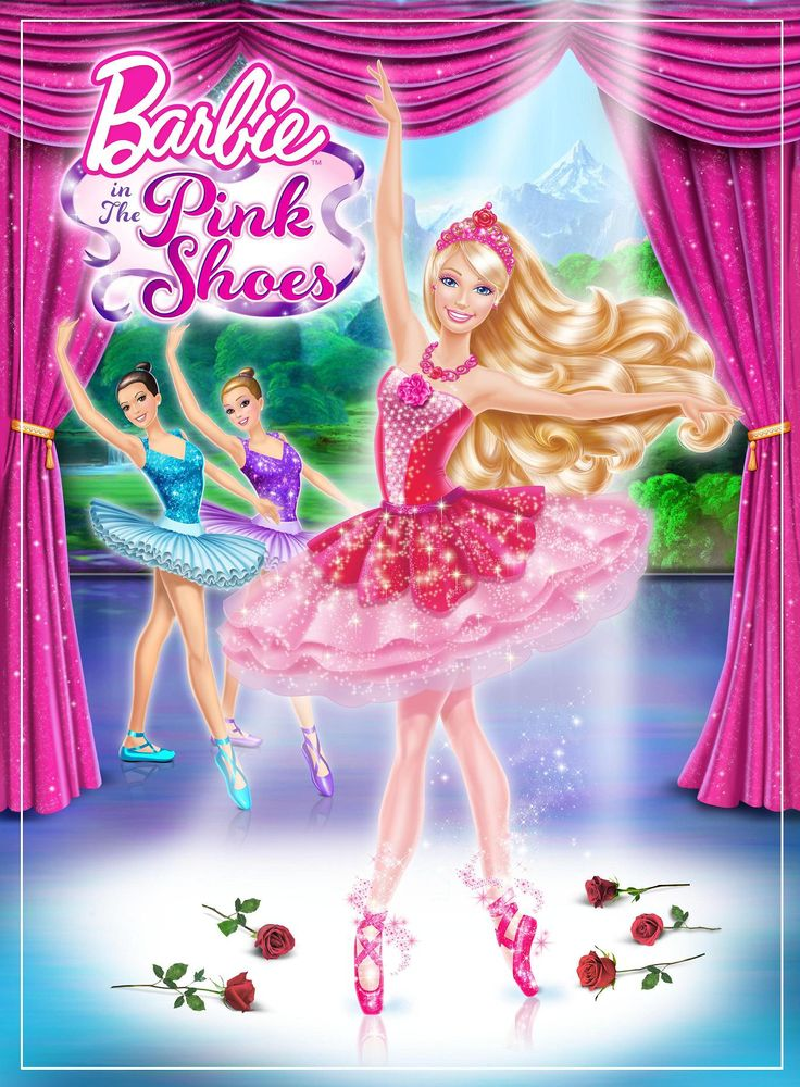 Watch Barbie Ine The Pink Shoes Online Free