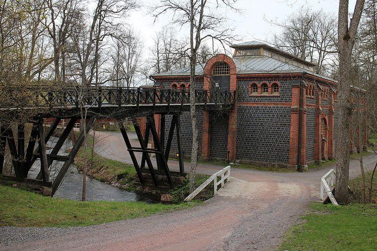 Granary | by visitsouthcoastfinland #visitsouthcoastfinland #Finland #Fiskars #granary