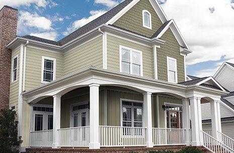 hardiplank siding fiber cement siding exterior paint exterior design