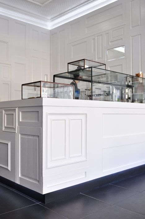 Luxury Retail Display | Custom Millwork and Metal Framed Glass Enclosures