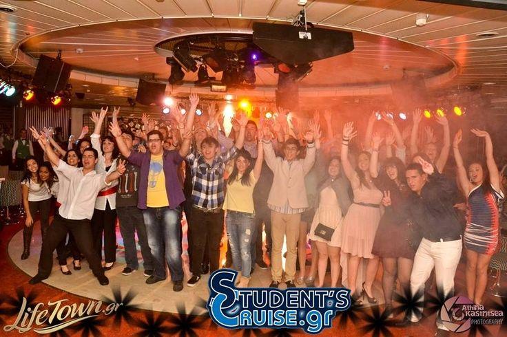 Χαμός!Μόνο εκει! #studentscruise #fun   Μάθετε περισσότερα για τις φοιτητικές μας κρουαζιέρες εδώ --> bit.ly/1jCZsN1 ------------------------------------------------------- #mood #students #partyhard #partytime #party #studentscruise #dance #student #studentlife #cruise #cruiselife #summer