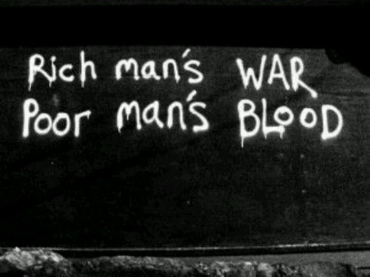 "Sad truth. Google ""war profiteering"". Blood sucking leeches promoting pain and destruction."