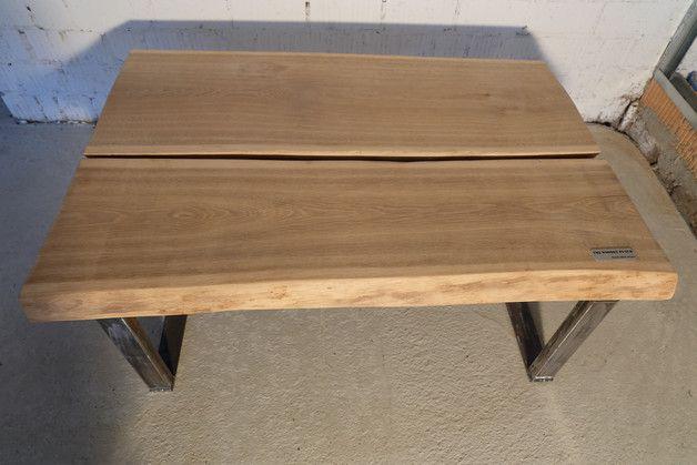 Couchtisch Eiche Massiv Industrial Look Tisch With Couchtisch Industrial  Look
