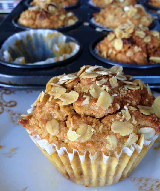 Healthy Carrot Cake Muffins - I Heart Scratch Recipes