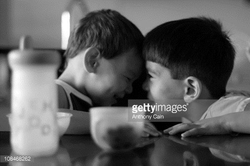 Stock Photo : A moment after lunch..