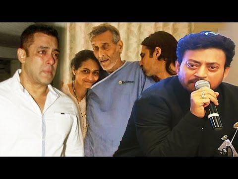Salman Khan Visit Vinod Khanna In Hospital Late Night, Irrfan Khan To DONATE Organ To Vinod Khanna - https://www.pakistantalkshow.com/salman-khan-visit-vinod-khanna-in-hospital-late-night-irrfan-khan-to-donate-organ-to-vinod-khanna/ - http://img.youtube.com/vi/ojGRk-EOnAw/0.jpg
