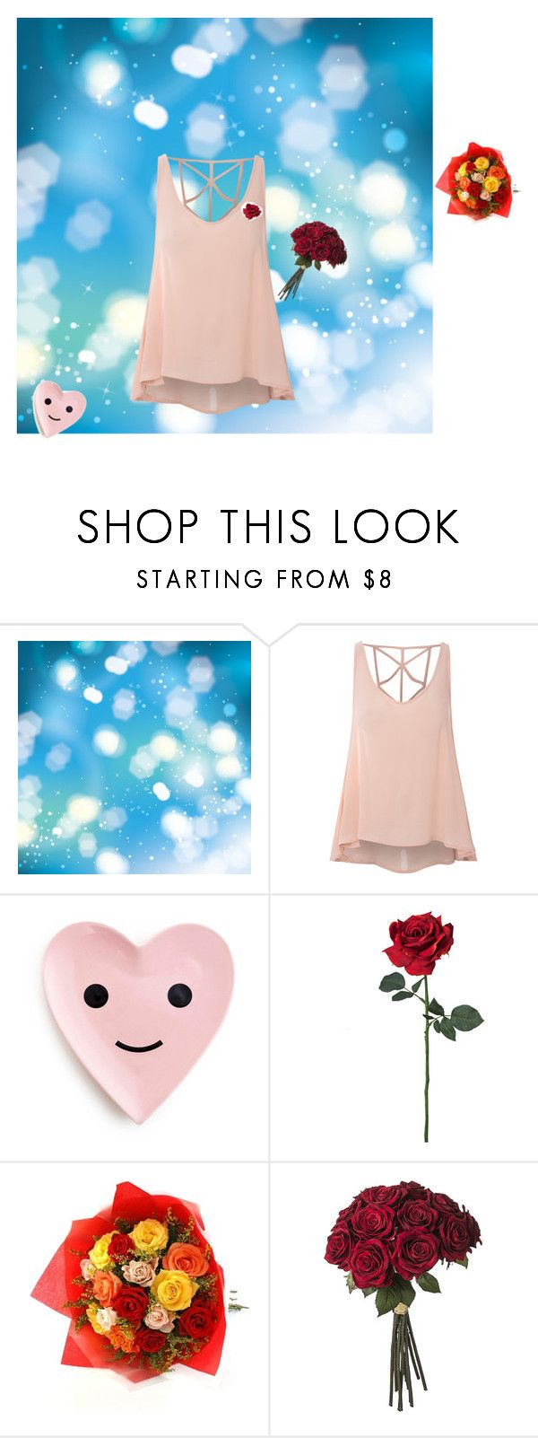 """""""Shirty"""" by antonella6666j on Polyvore featuring Glamorous"""