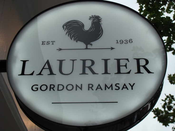Just for the fact that it is a Gordon Ramsey restaurant, you need to go.  costly for chicken $20