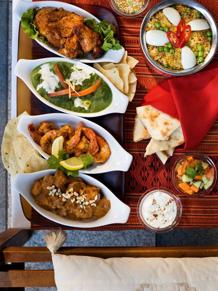 Gandhi Curry House Selection