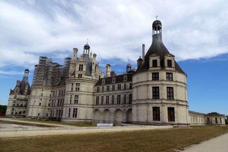 Chateau de Chambord, Chambord