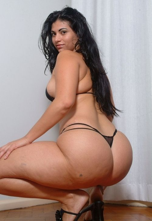 Big native ass
