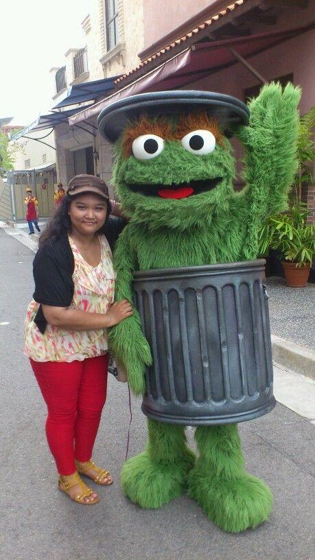 I love trash! Hahahaaa