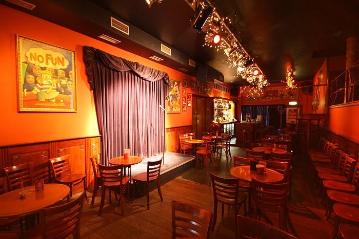 Comedy Cafe - Shoreditch