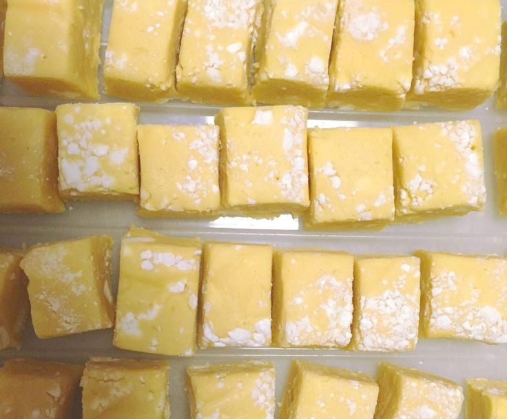Recipe Lemon Meringue Fudge by Leanne059 - Recipe of category Baking - sweet