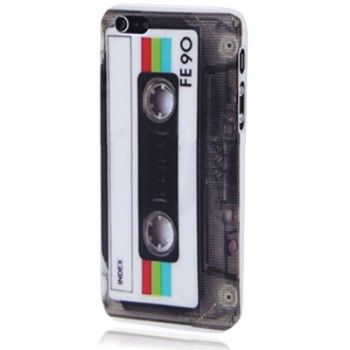 iPhone 5/5S Cases : Tape Pattern Shell Case for iPhone 5 & 5s